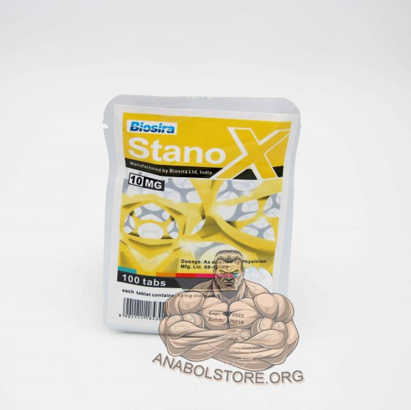 Biosira Stanozolol Stanox